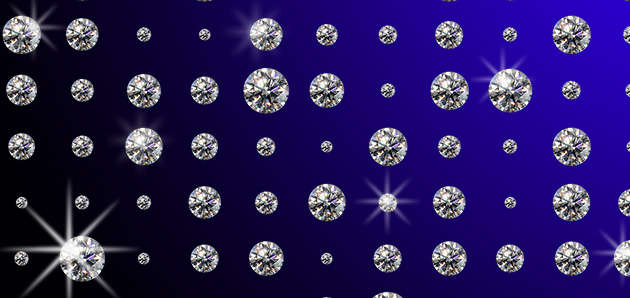 Collection – Wallpapers Made of Diamonds – Photoshop Templates, Vol.6