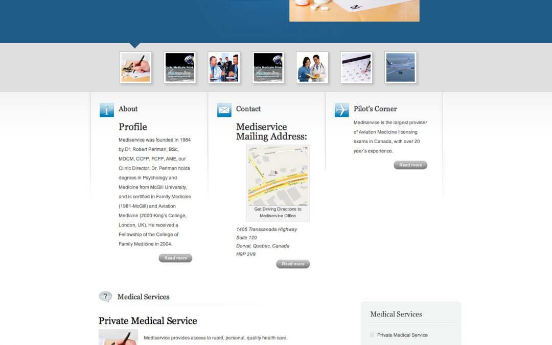 Mediservice Private Corporate and Patient Medical Services