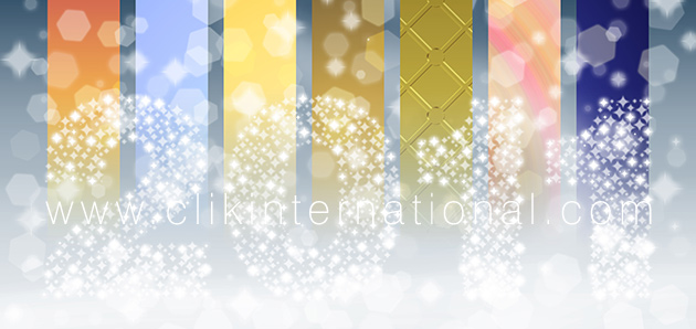 New Design Set Collection – Abstract Defocused Lights
